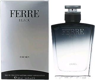 Ferre Black by Gianfranco Ferre - perfume for men - Eau de Toilette 100 ml
