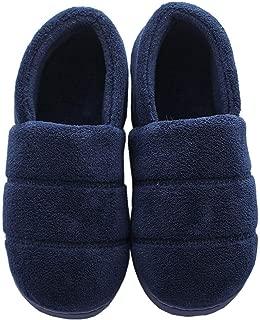 [HAPLUE] 綿の靴 ルームシューズ コットンスリッパ 男女兼用 暖かい 厚い底 カップル かわいい インドア 足首まで暖かルームブーツ 冬用 防寒