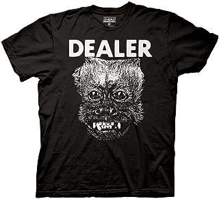 II Monkey Dealer Black Adult T-shirt Tee