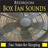 White Bedroom Box Fan