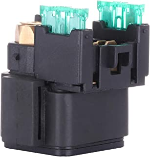 SCITOO Starter Relay Solenoid Compatible for Yamaha Raider S 1900 2009-2015 Roadliner/Midnight/S 1900 2006-2008 V Star 1100 Classic Cast Wheels - 2003