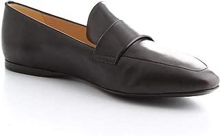 LEQARANT Luxury Fashion Womens F5171BLACK Black Loafers | Fall Winter 19