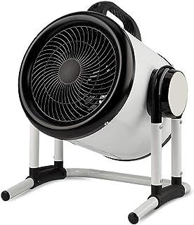 Lxn 3000 vatios 220 voltios Calentadores industriales de Alta Potencia, Calentadores eléctricos a Prueba de Agua (Blanco y Negro)