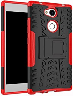 SONY XPERIA L2 Tyre Series Shockproof Protective Case Cover