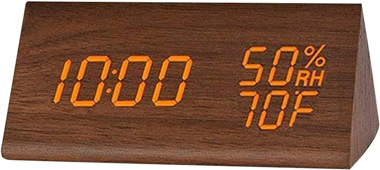 Max 75% OFF YINGBBH Denver Mall Alarm Clock LED Watch Digital Table Electron
