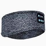 Sleep Headphones Bluetooth Headband,Sleeping Wireless Music Sport Headbands, Long Time Play Sleeping Headsets with Built in Speakers Perfect for Workout, Running, Yoga
