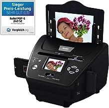 Rollei PDF-S 240 SE – Multiscanner für Fotos, Dias und Negative, sekundenschneller..