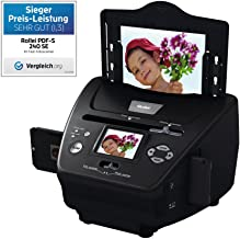 Rollei PDF-S 240 SE - Multi escáner de 5,1 megapíxeles