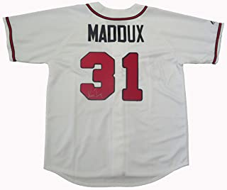 greg maddux autograph signing