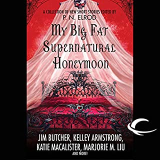 My Big Fat Supernatural Honeymoon cover art