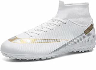Mens Soccer Cleats,Professional Spikes Soccer...