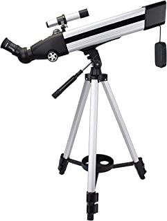 Men'S Gifts National Geographic Telescope,60Mm Aperture 500Mm Mount Astronomical Refracting,Hd Low Light Night Vision,Port...