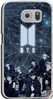 LLM 2 BTS Star Love Yourself Face Love Kpop Bangtan Boys Band کره ای Rapmonster Jin Suga J-Hope Jimin V Jungkook Music Cover Cover Hard Cover Case for Samsung (Samsung Galaxy S9)