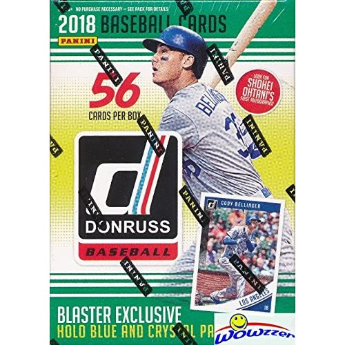 Donruss Baseball Card Sealed Boxes Amazoncom