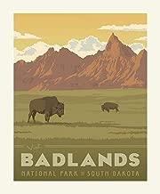 National Parks Badlands Panel