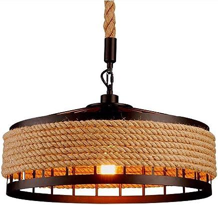 Amazon.es: lampara rustica - Lámparas de araña / Iluminación ...