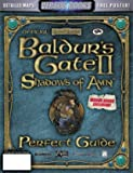 Versus Books Baldur's Gate II - Shadows of Amn Official Perfect Guide