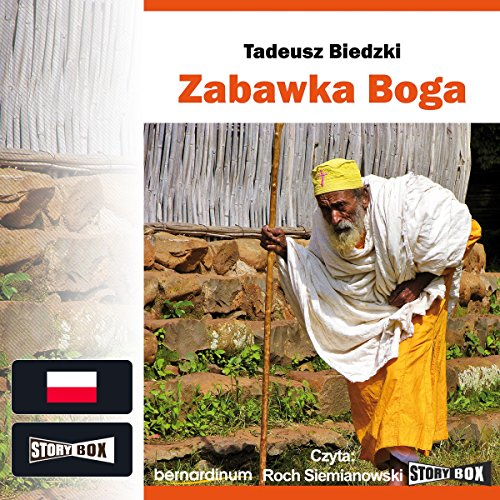 Zabawka Boga audiobook cover art