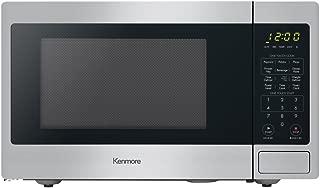 Kenmore Stainless Steel 70913 Countertop Microwave, 0.9 cu. ft