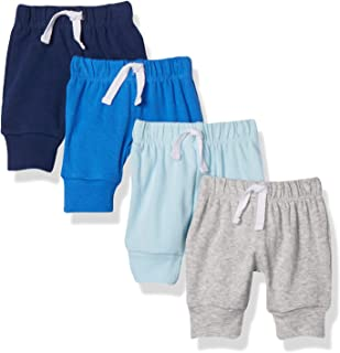 Amazon Essentials 3-Pack Cotton Pants Bébé Fille