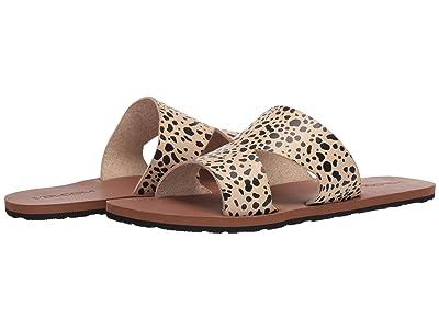 Volcom Seeing Stones Sandal (Leopard) Women