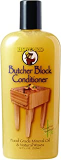 Howard Products BBC012 12 oz, Butcher Block Conditioner
