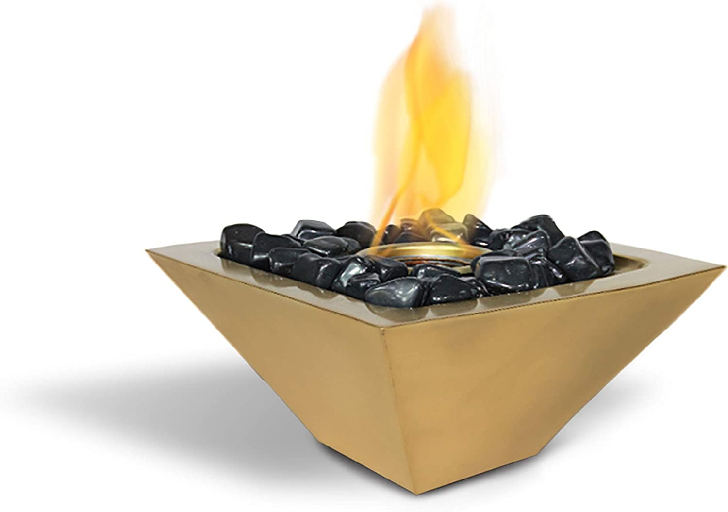 Opening large release sale Sales for sale Anywhere Fireplace Empire Table Top Gold Fuel Gel