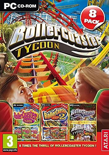 Rollercoaster Tycoon Box [Importación Alemana]