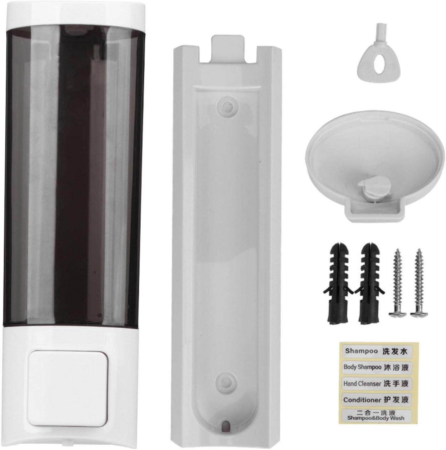 Jeanoko Lotion Dispenser Rustproof Dispense Single Shampoo Max 90% OFF Spring new work Head