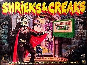 Best shrieks and creaks Reviews