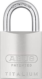 Abus Lock 80217 ABUS 83AL/45 (200) KD Titanium
