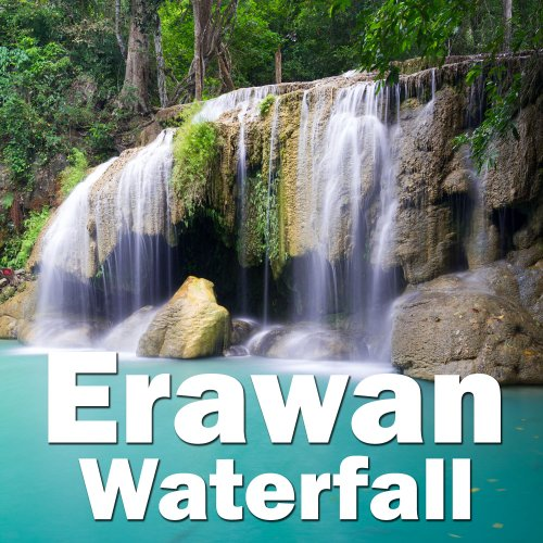 Erawan Waterfall Photo Book (English Edition)