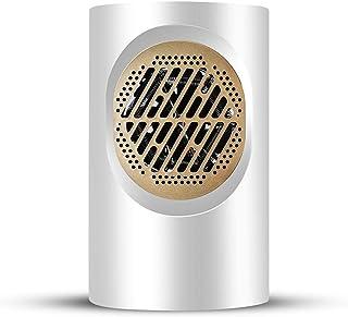 LRR Calefactor Ventilador,para Cuarto/Baño/Oficina,Mini Calentador De Mesa Calentador,función Silence (Color : B)