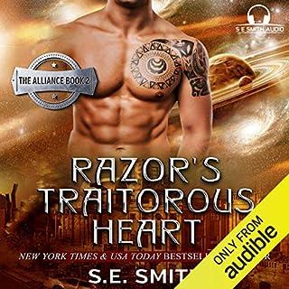 Razor's Traitorous Heart cover art