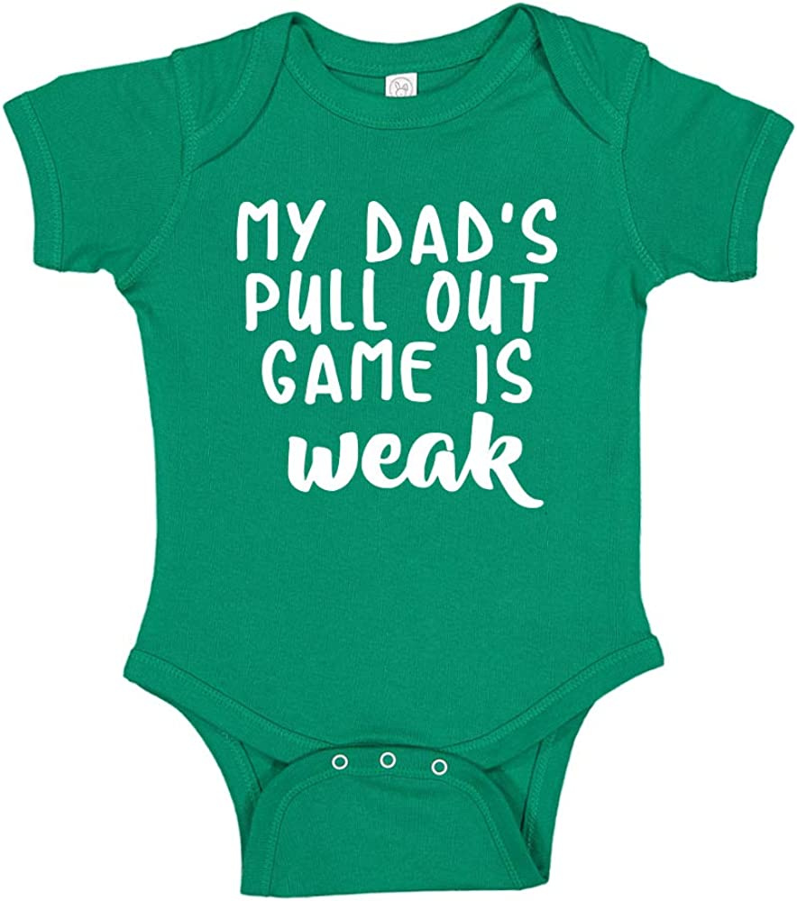 under shirt romper Alphabet bodysuit Baby A is for Avocado Onesie\u00ae
