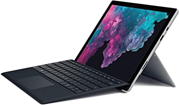 Microsoft Surface Pro 6 (Intel Core i5, 8GB RAM, 128GB) - Microsoft Surface Pro Signature Type Cover- Black