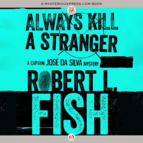 Always Kill a Stranger audiobook cover art