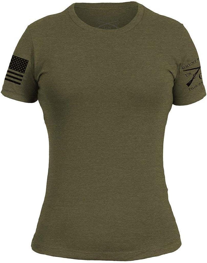 Grunt Style Basic Crew Women's T-Shirt