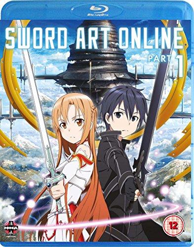 Sword Art Online-Part 1 [Blu-Ray]