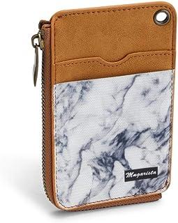 Minimalist Wallet, Zip ID Case, Elastic Credit Card Holder