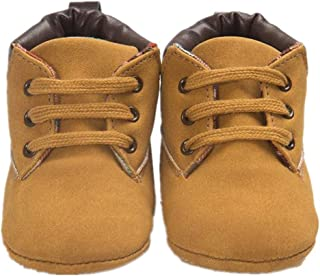 Infant Toddler Baby Shoes Soft Sole Leather Shoes Infant Boy Girl Shoes