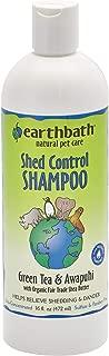 Earthbath Shed Control Shampoo, Green Tea & Awapuhi