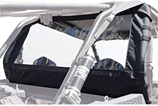 Tusk UTV Rear Window - Fits: Polaris RANGER RZR XP 4 TURBO FOX Edit. 2018