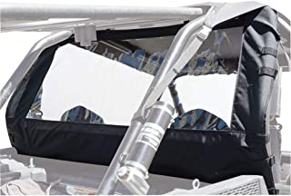 Tusk UTV Rear Window - Fits: Polaris RANGER RZR XP 4 TURBO FOX Edit. 2018