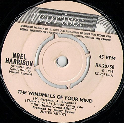 Noel Harrison - The Windmills Of Your Mind - 7