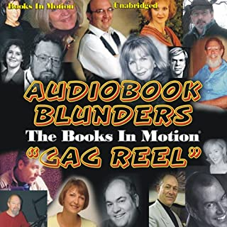 Audiobook Blunders audiobook cover art