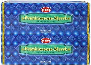 Hem Frankincense & Myrrh (240 Sticks)