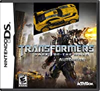 Transformers: Dark of the Moon Autobots with Toy (輸入版)