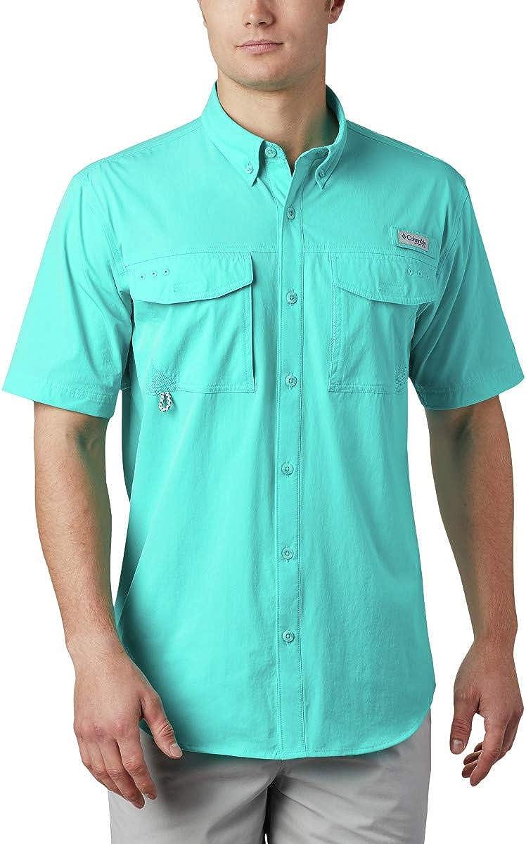 Columbia Men's Permit Woven Short Sleeve Shirt