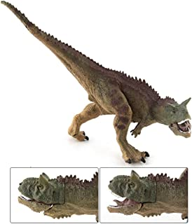 Fantarea Dinosaur World Simulated Figures Action Collection Model Kid Toys (Carnotaurus)